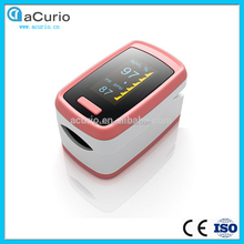 CE certified SpO2 PR Blood Oxygen Saturation Pulse Oxymeter handheld pulse oximeter cheap pulse oximeter with in OLED display