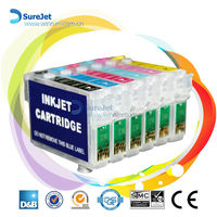 hot sell product!!! 1390 ink cartridge for epson with chip made in china