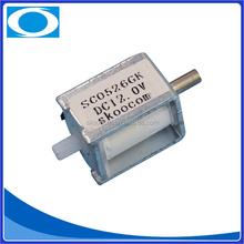 normally opened solenoid valve,dc3V/12v/24V mini solenoid valve,mini solenoid valveSC0526GK