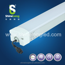 IP65 LED super Bright,4 ft Led Tri-Proof Light, kitchen led lighting