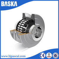 Gold supplier china economic flexible brakewheel shaft coupling
