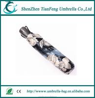 Christmas gift for lady promotional umbrella Chinese umbrella 3 folding umbrella