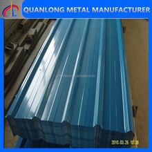 Corrugated Colored Steel Sheet/roofing Material