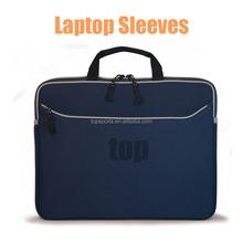 2015 fashionable and durable neoprene laptop sleeve/bag,computer bag with logo printing