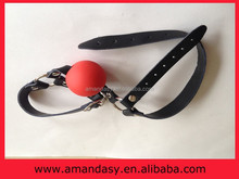 Luxury Fetish Ball Gags Diamond Soft Leather Mouth,Erotic Adult Games,Ball Gags Sex Toys SM046