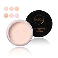 Mixiu Beauty Cosmetic Face Health Skin Care Natural Rose Plant Essence Makeup Concealer Loose Powder 15g Whitening Oil Control