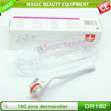 180 pins derma roller eye anti-wrinkle massage