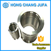 Precision casting pipe connection stainless steel braided axial compensator/expansion joint