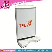 retail Plastic display, MX5636 Plastic holder display shelf