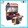 52 inch LCD high quality rambo shooting machine popular in France