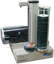 Impressora de CD DVD automatizada, com Impressora de jato de tinta HP SpeedJet, 600 capacidade de discos, impressão CD DVD