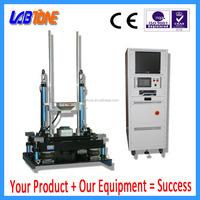 GB,IEC,MIL STD ,ISTA Standard High Speed Shock Tester