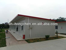 fast construction real estate prefab house