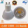 Sale Volume No.1 luxury aluminum 6W COB GU10 led spotlight cob led drl