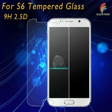 2015 Newest! 9H 2.5D asahi glass 0.2 0.3mm mobile phone tempered glass screen protector for Samsung Galaxy S6 Mini G9198