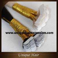 40pcs remy virgin tape hair extension