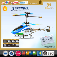Newest product kid toy helicopter rc with 3 functions