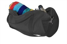 Best selling cotton travel canvas duffle bag