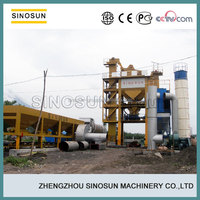hot asphalt mixing plant SAP120