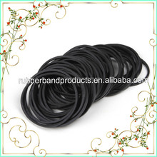 100% Rubber Bands Vietnam Natural Drable Rubber Bands For Hiar , Mini Rubber Band Tie Money