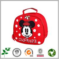 Minnie Canvas Cooler Bag for girls china manufacturer