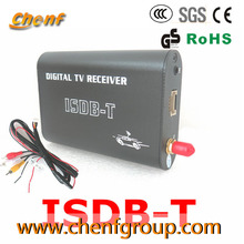 Newest ISDB-T Brazil digital tv Tuner converter box, isdb-t brazil tv box