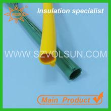 High Temperature Insulation Silicone Rubber Split Line Tube