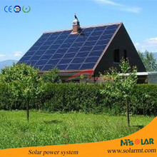 3000w Off-grid Solar Power System 140w PV module 250AH battery 3000VA inverter solar home system