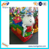 MT-K496 coin operated driving car game machine rocking and swing machine