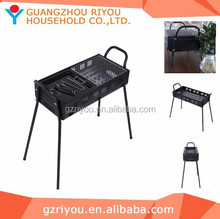 2015 Detachable footrest 620 California Commercial furnace & Vertical Industrial Table Charcoal Grill