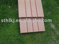 WPC outdoor plank floor covering