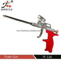 China supply pu foam gun/grease gun adapter