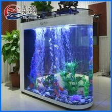Wholesale Floor Type Acrylic Low Price Bullet Fish Aquarium Tank