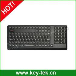 IP68 Medical water proof silicone keyboard with numeric keypad