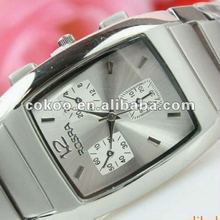 new design alloy man watch secure payment