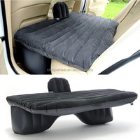 2015 New Product PVC Back Seat Cushion Air Mattress Inflatable Car Bunk Bed