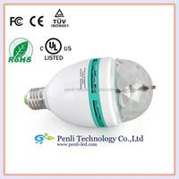 E27 RGB Lamp Light Bulb, LED pub Wedding, party light