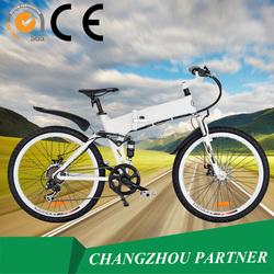 LED DISPLAY 250w 40-50km range 1:1PAS 26*1.95 electric sport bike for sale (PNT-EB-08)