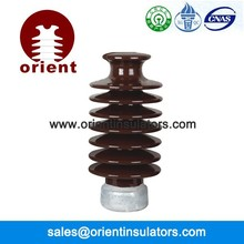 INSULATOR PORCELAIN 33KV LINE POST TYPE COMPLETE WITH SPINDLE
