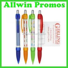 Scroll Ballpoint Flyer Pen