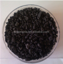 Low Ash Green Coke Carburizer Pet Coke with Different Specifications