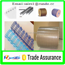 environmental materials bookbinding double Metal wire o coils,Ring Binding Wire o on sale