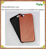 Fashionable wood phone shell,wooden mobile phone cover,fancy red Sandalwood cell phone cases