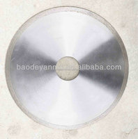 cold pressed sintered diamond cutting wheel discs for marble ceramic floor
