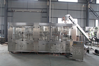 PLC control drinking water packing line
