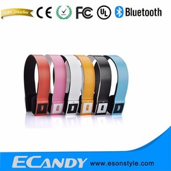 neckband style mobile phones accessories bluetooth headset cheap goods from china