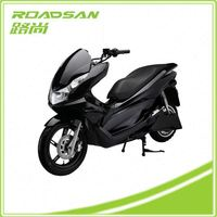 Euro Electric Moped Shipping Motorcycle