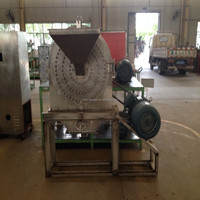 Lower consuption coffee bean grinder,Double Win cocoa bean grinder,high productive soya bean grinder