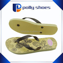Latest printed eva slipper lady country fashion trends