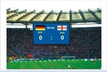 Asram video and advertising Football stadium p10 led display screen Outdoor LED Display Screen For Football
